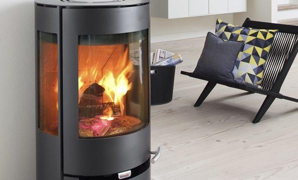 Aduro 9 woodburning stove