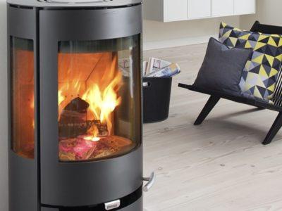 Aduro 9 Air woodburning stove