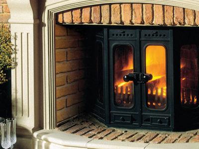 Dovre 2700 Insert Wood Burning Fireplace