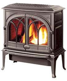 Jotul GF400 conventional flue gas stove