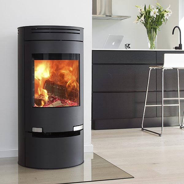 Aduro 1-1 woodburning stove with drawer