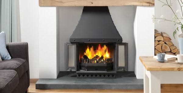 Dovre 1800 Insert Fireplace