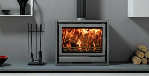 Stovax Riva F76 woodburning stove
