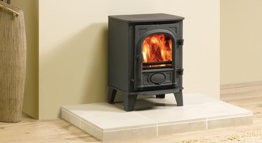 Stovax Stockton 3 multi-fuel stove