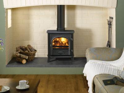 Stovax Stockton 7 multi fuel stove