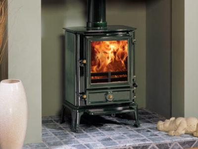 Stovax Brunel 2CB multi fuel stove