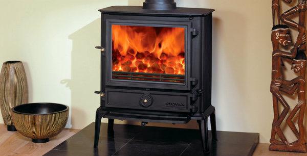 Stovax Brunel 3CB multi fuel stove