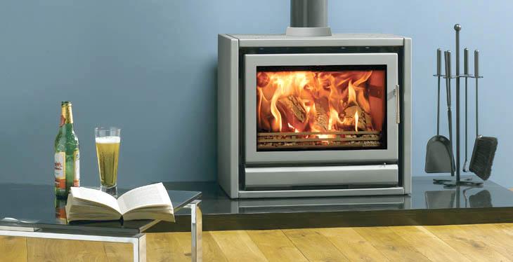 Stovax Riva F66 multi fuel freestanding stove