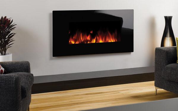 Gazco Studio 2 Glass electric fire