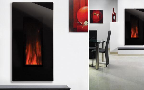 Gazco Studio 22 Glass electric fire