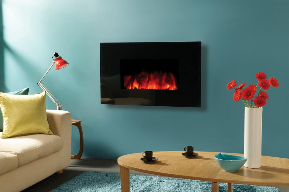 Gazco Studio 1 Glass electric fire